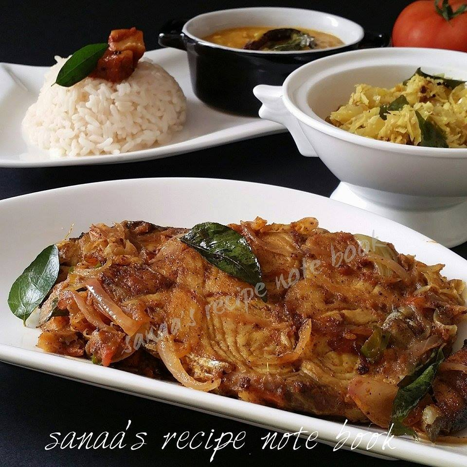 Sea Food - sanaa's recipe